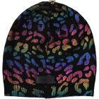 Maniere Girls Rainbow Leopard Hat - RFH1906