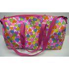 Bunk Junk Rainbow Heart Duffle Bag - BJ580