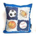 Bunk Junk Quad Sports Autograph Pillow - BJ903