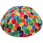 iKippah Boys Hungry Caterpillar Yarmulka
