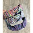 Keshet Girls Crochet Knot Headband - HB395