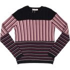 N° 18 Kids Boys Two Tone Ribbed Sweater - WB0CY1300