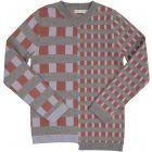 N° 18 Kids Boys Knit Box Sweater - WB1CY1526BS