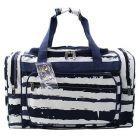 NGil Stripe Duffle Bag - STI4