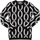 Slice Boys Chain Knit Sweater - WB1CY1501BS