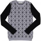 Slice Boys Tile Knit Sweater - WB1CY1529BS