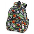 Top Trenz Camo Sport Backpack - BP-CAMSPRT4