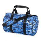 Top Trenz Duffle Bag - DUF-BLUECAMO2