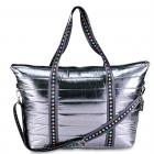 Top Trenz Puffer Tote Bag - TOTE-PUFF1