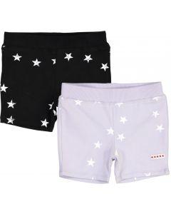 5 Stars Scattered Stars Short Leggings - SB1CP4379L