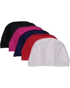 Abstract Girls/Womens One Size Fits Most Bathing Cap - 160-BC