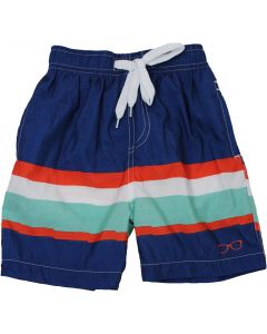Abstract Boys Bathing Suit - 16SP4GRN
