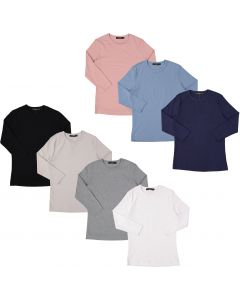 C.C.I. & Co. Womens Cotton 3/4 Sleeve T-shirt
