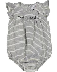 Colorfly Baby Girls Romper - KATE 022