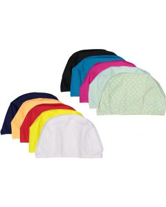Dacee Girls/Womens One Size Fits Most Bathing Cap - BC01