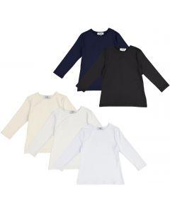 Jupe Girls Lycra 3/4 Sleeve Shell T-shirt - JE-JH261Q