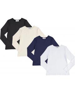 Jupe Girls Lycra Long Sleeve Shell T-shirt - JE-JH261