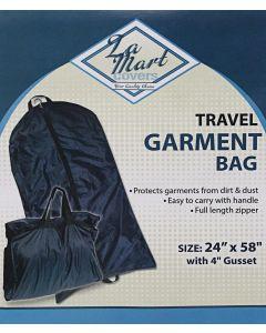 La Mart Adult Navy Blue Garment Bag - 306