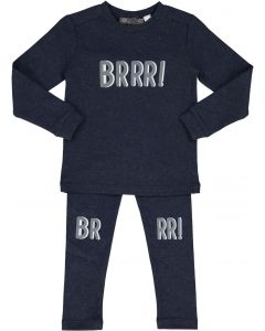 Lil Jogger BRRR! Baby Boys Outfit - WA9CP4029