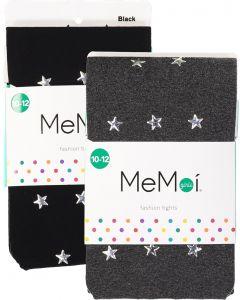 Memoi Girls Gazing Star Tights - MKF-4011