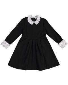 Slice Girls Fuzzy Check Dress - WA9CY1080D