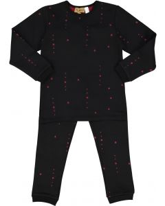 So What Girls Scuba Pajamas with Die-Cut Stars - WA9CY1063P