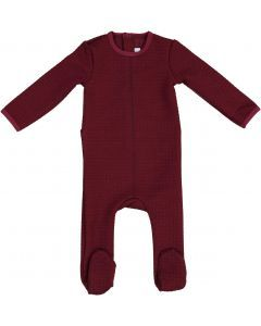 Amourie Girls Cotton Jaquard Stretchie - 471W221-G