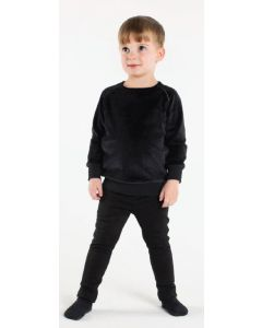 Analogie by Lil Legs Baby Toddler Boys Girls Unisex Velour Outfit
