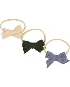 Arabelle Baby Girls Sweater Bow Headband - 1003