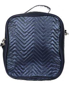 Bari Lynn Lunch Bag - Quilted Chevron