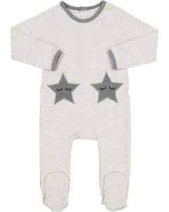 Blinqi Baby Boys Girls Unisex Sleeping Star Cotton Stretchie - 706