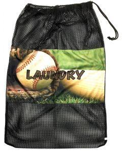 Bunk Junk Baseball Laundry Bag - BJ623