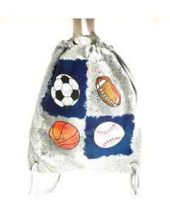 Bunk Junk Sports Sling Backpack - DB113