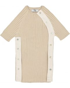 BZzy Style Boys Short Sleeve Ribbed Sweater - 2166