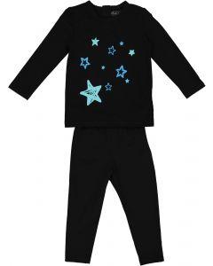 Cindy and Bella Boys Cotton Star Pajamas - SS9032
