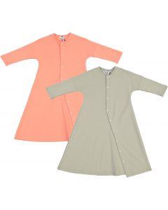 Crew Kids Girls Snap Dress - AL1960