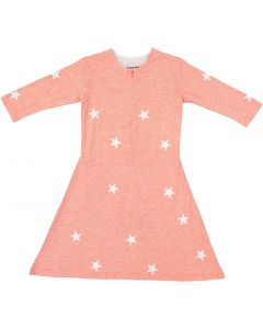 Crew Kids Girls White Star Swim Dress - AL1995