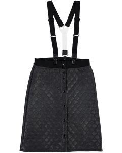 Crew Kids Girls Quilted Suspender Skirt - TD2278