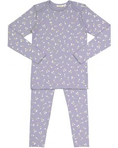Fragile Boys Girls Unisex Cherry Print Cotton Pajamas - SB0CP4211