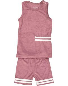 HATCH'd Baby Girls Terry Outfit - B138