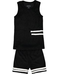 HATCH'd Baby Unisex Terry Outfit - B139