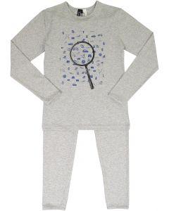 High 5 Boys I Spy Cotton Pajamas - SB0CY1153