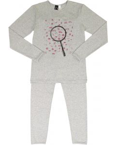High 5 Girls I Spy Cotton Pajamas - SB0CY1153