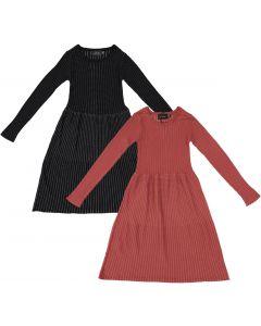 Hopscotch Girls Lurex Sweater Dress - WB0CP4286D
