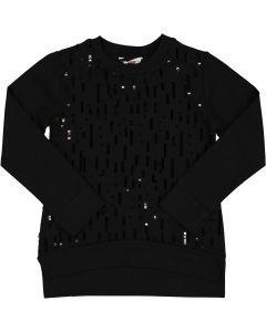 inCity Girls Sequin Sweatshirt - 7922
