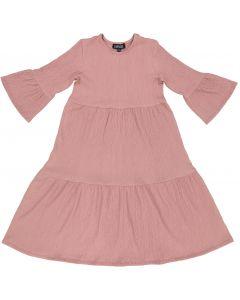 Indigo Teens Tiered Crinkle Dress - S21-N1-210
