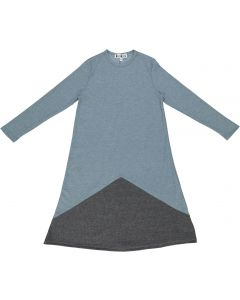 Indigo Teens 2 Tone Dress - S21-N1-96