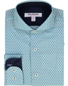 Isaac Mizrahi Boys Long Sleeve Dress Shirt - SH9506