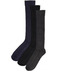 JRP Girls Fine Rib Knee Socks - SFRIB