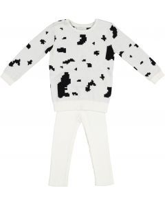 Klai Baby Unisex Cowhide Cable Outfit - G2007